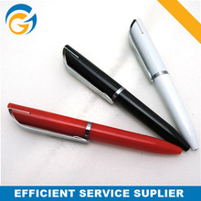 Simple Short Plastic Advertising Twist Ball Pen
