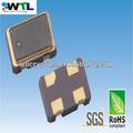 Wtl quarzoszillator naht abgeklebt keramik 7.0*5.0mm smd 32,768 kHz quarzkristalle kristall stimmgabeln