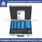Diamond core drill bits tool kit