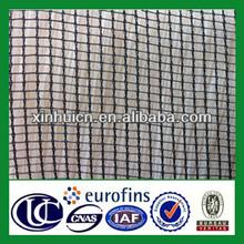 hdpe black flat knitted anti-hail netting