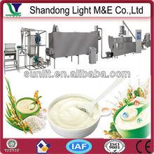 Nutrition Black Rice Powder Instant Baby Food Making Machine