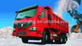 Sinotruck howo benne 371hp camion roues 10/camion à benne basculante à vendre/camion à benne basculante