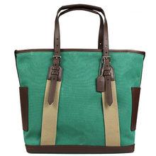 Fashional City Name Canvas Tote Bag