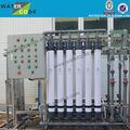paquete de uf planta de piedras minerales filtro de agua para la fabricación de papel