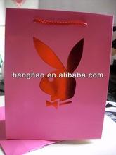 Luxury paper shopping bag