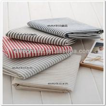black white stripe fabric