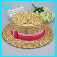 peru style straw hats