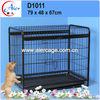 galvanized steel dog cage of nice quality