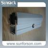 Aluminum Solar Thin Film End Clamp