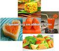 China fresco de zanahoria vegetales lista de precios con talla s, m, l, 2l