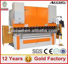 IN'T AccurL Brand 3+1 Axes DA52s CNC Hydraulic Metal Sheet Press Brake