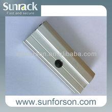 Thin Film Solar Panel End Clamp