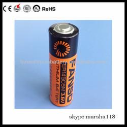 ER14505M higher voltage aa battery for Beacons, Buoys, Life Jacket Lights, Oil Drilling, Seismic Sensors