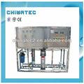 1000lph/1tph venda quente a água destilada ro estação de tratamento