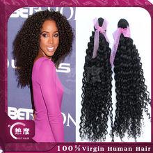 2014 hot!!!unprocessed curly intact virgin peruvian hair 100% human weaving virgin peruvian hair human hair weave