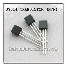 S9014 NPN 50V Plastic-Encapsulate Transistor TO-92 package