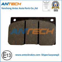 Auto parts D135 brake pad for Aston Martin/Daimler/Jaguar