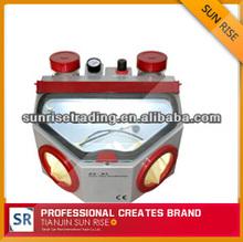 dental machine automatic AX-B3 twin-pen Fine Blasting sandblast for porcelain crowns