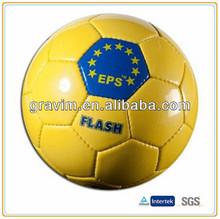 Mini sport gift wooden football