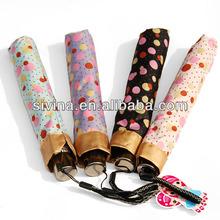 high quality Gift umbrella manual open umbrella shape pen