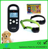 Safty static dog collars remote training with LCD display