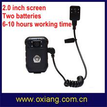 HD Driver Recorder Mini DVR Camera Police Portable DVR Camera