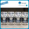 2014 New Hand Blown Beer Glasses Corona Extra Branded Beer Bottle Glasses