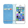 Alibaba for iphone 5s wallet card-slot pu leather cell mobile phone case