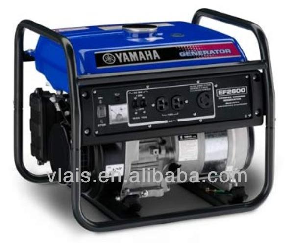 concurrentiel prix générateur yamaha 2 kva générateur onduleur yamaha ef2600 générateur yamaha pièces