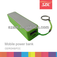 Electronic Gadgets Gift Funny Electronic Corporate Gifts Power Bank Keychain