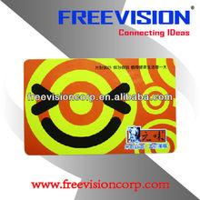 Customizable blank rewritable Proximity Rfid Card for access control