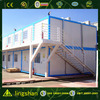 modern prefabricated container hotel in south africa with BV certification