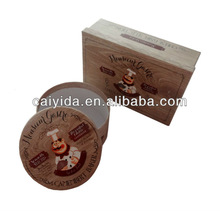 Decorative birthday present paper boxes packing