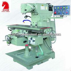 XQ6232 universal swivel head milling machine tools
