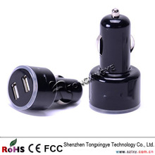 USB Car Charger Cigarette Lighter Adapter