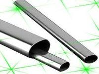 Distribuidores de tubos oval de aceros inoxidable