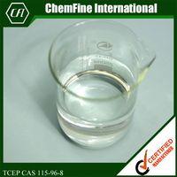 chemical fire retardant tris(chloroethyl) phosphate tcep