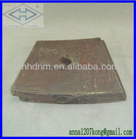 hot selling ELBA1250 industrial pitch mixer plant parts with good price