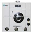 6kg-20kg eléctrico, calefacción de vapor seco de la máquina de limpieza en seco 16kg equipo de limpieza