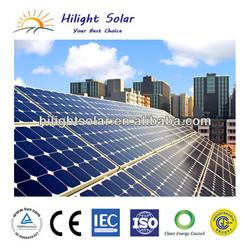 150W Mono Crytalline Solar Module, 150Wp Mono Crystalline Solar Panel, CE TUV CEC IEC ISO Certified
