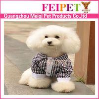 OEM design gentleman dog T-shirt for lovable dog
