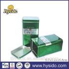Logo Printed tin tea boxes wholesale
