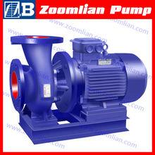 ISW horizontal pipeline centrifugal pump company