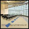 PVC commercial flooring for gym,hospital