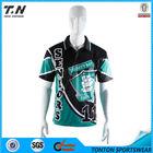 2014 fashion high quality sublimation polo T-shirt