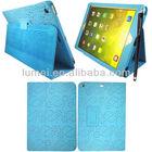 For New Apple iPad Air iPad 5 2013 Diamonds PU Leather Flip Case Cover+Stylus