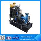 irrigation and fire fighting diesel engine water pump set