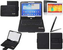 Removable (Detachable) Bluetooth Keyboard Leather Case w/ Touchpad for Samsung Galaxy Tab 3 10.1 P5200 P5210