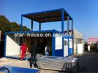 Prefabricated china mobile housing
