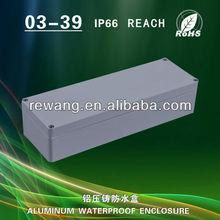 aluminum die casting waterproof junction box